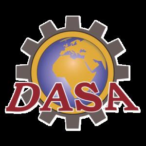 Dasa srl logo impianti industriali carpenteria pesante